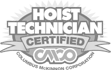 hoist tech certified logo